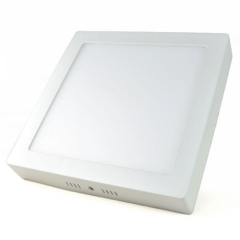 LED panel 225x225x35mm 18W - 230V - 1480L - studená biela
