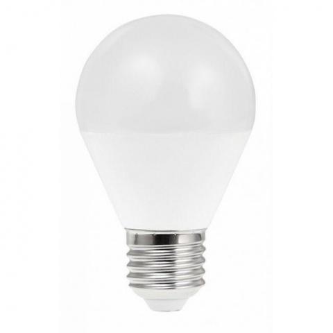 mini LED žiarovka 6W Teplá biela SMD2835 E27