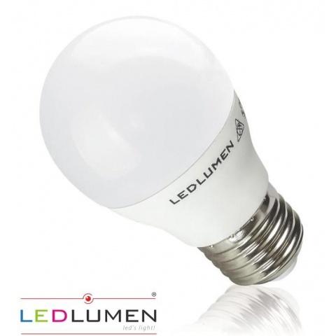 LED žiarovka 8W CCD Teplá biela E27
