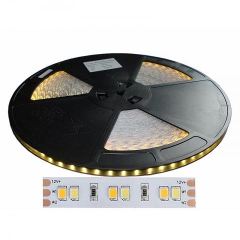 1m Multi-white LED pásik 120x SMD2835 IP20 12W (rolka 50m)