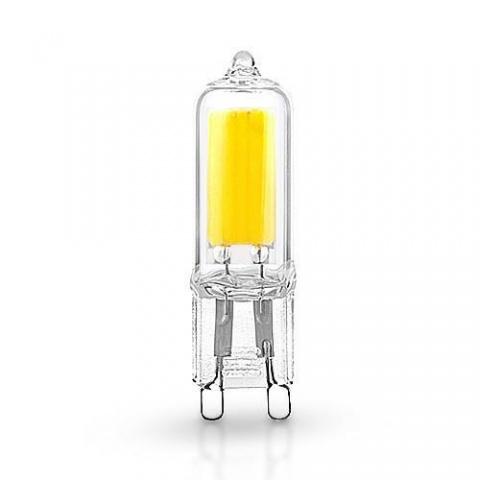 mini LED žiarovka 2W Teplá biela G9