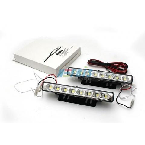LED denné svietenie DRL 08