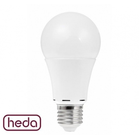 LED žiarovka 7W teplá biela E27