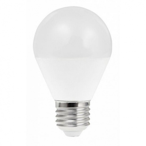 mini LED žiarovka 6W Studená biela SMD2835 E27