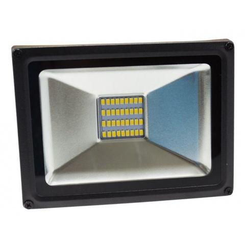 BRG LED reflektor 30W Studená biela