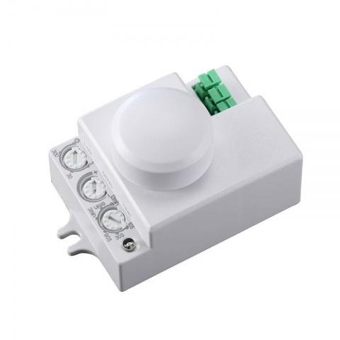 Mikrovlnný senzor pohybu 230V mini