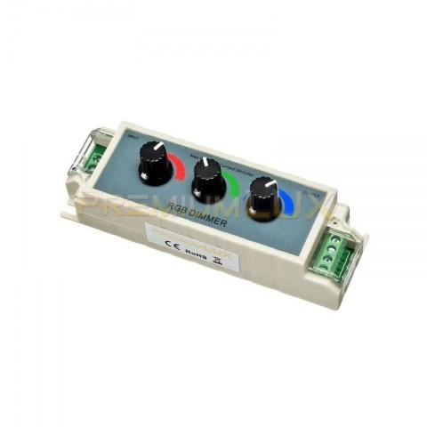 RGB manualny ovládač