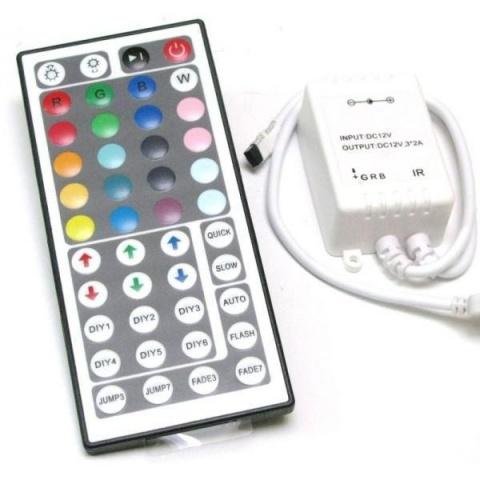 RGB kontrolér IR