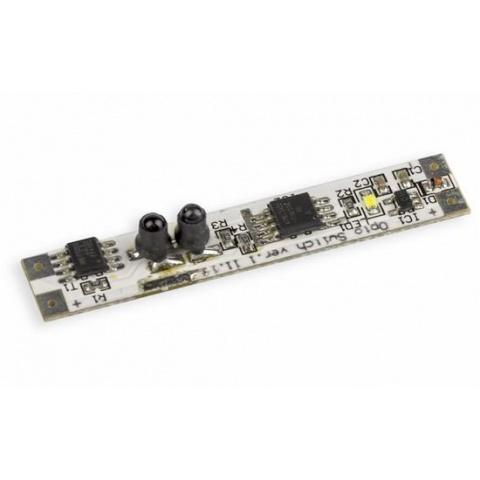 Bezdotykový spínač pre LED pásy so stmievaním PWM
