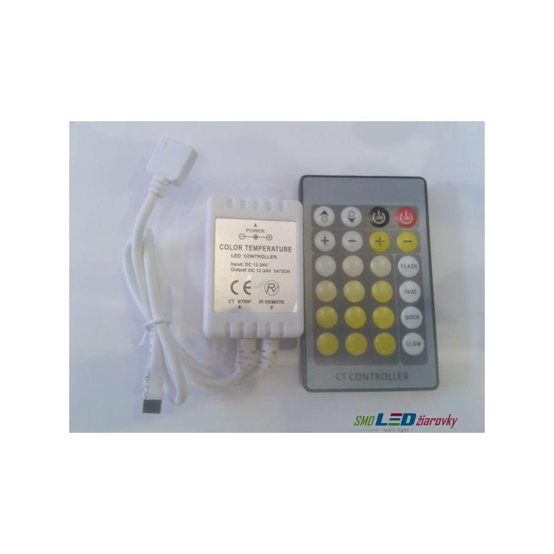 Diaľkové ovládanie pre BI LED pásik cb718ff52ec