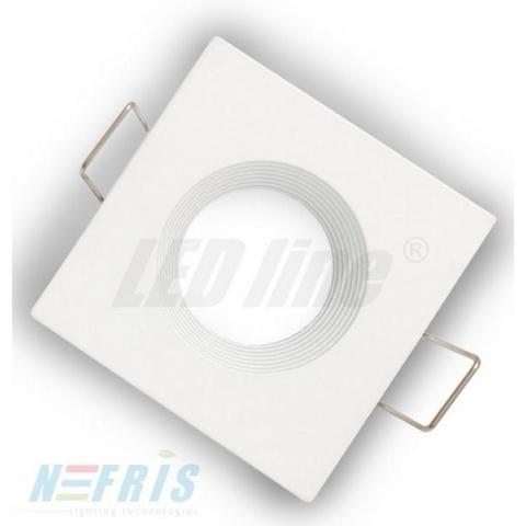 Svietidlo MR11 - Biela matná 35mm