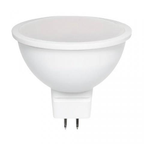 LED žiarovka LED MR16 6W 480lm teplá biela 3000K 12V AC/DC
