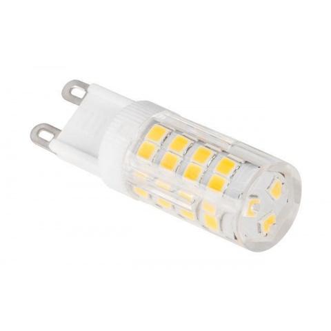 LED žiarovka 5W Teplá biela 51 SMD 2835 230V G9
