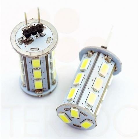 LED žiarovka 4W 18 LED SMD 5630 Teplá G4