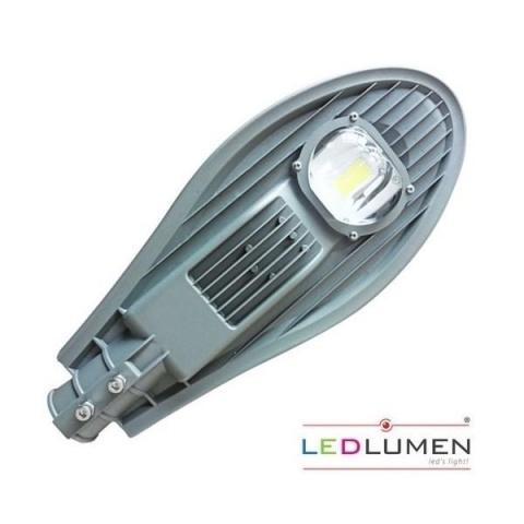 LED pouličné svietidlo 50W