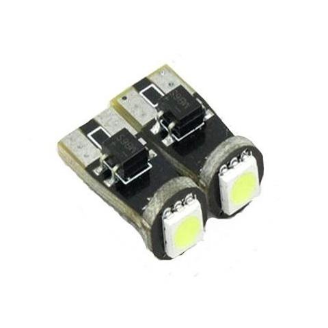 LED auto žiarovka 1x SMD5050 Canbus 1.2W, T10