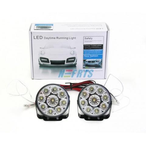 LED denné svietenie DRL 04 PREMIUM