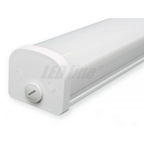 Hermetické svietidlo TRI-PROOF 40W 175-265V AC Neutrálna biela IP65