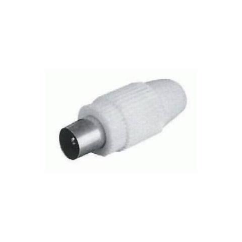 Konektor IEC zástrč. rovný veľký