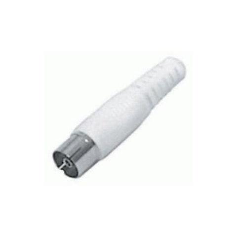 Konektor IEC zásuv. rov. dlhý