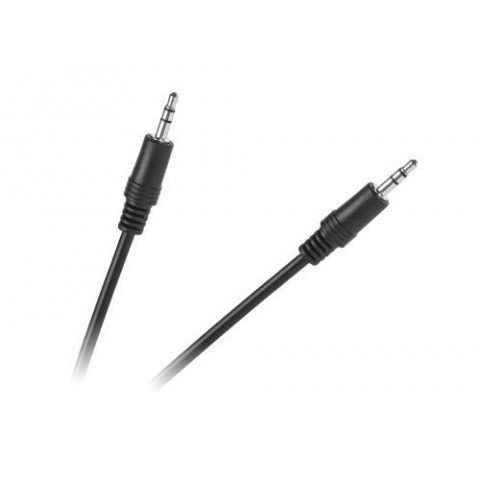 Kábel Jack 3,5mm - Jack 3,5mm, 0,6m
