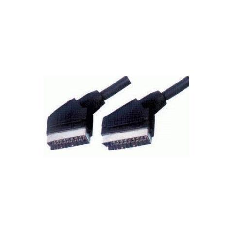 Kábel SCART-SCART 21p.1,5m LP