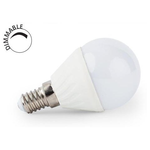 LED žiarovka 7W Teplá biela SMD2835 E14