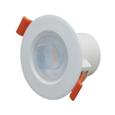 8W LED Downlight Neutrálna biela 60°