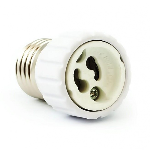 LED Adapter E27 - GU10