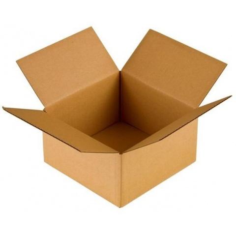 Kartónová krabica 3VVL 250x250x100mm 380g 20ks