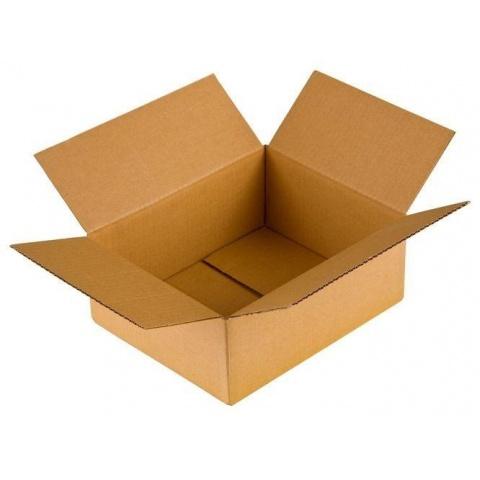 Kartónová krabica 3VVL 250x250x80mm 320g 20 ks