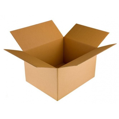 Kartónová krabica 3VVL 350x200x350mm B 410g 20ks