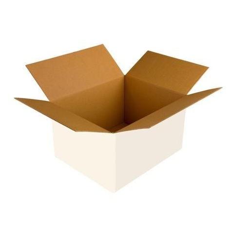 Biela kartónová krabica 3VVL 350x300x200mm B 380g 20ks