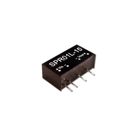 Mean Well SPR01L-05 modul DC/DC