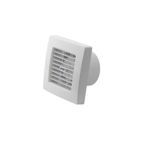 Kanlux TWISTER AOL100T - Ventilátor s časovým vypínačom a autom. žal.