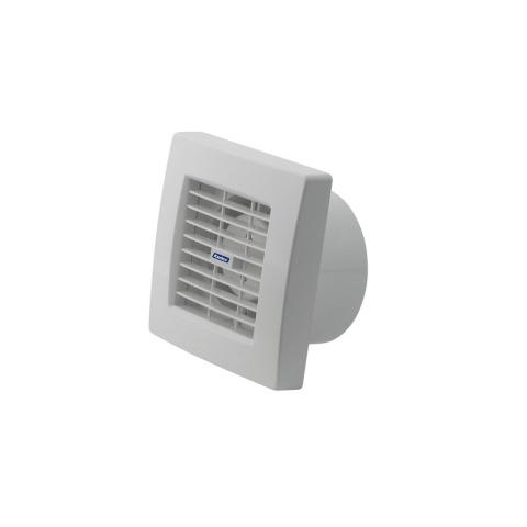 Kanlux TWISTER AOL120T - Ventilátor s časovým vypínačom a s autom. žal.