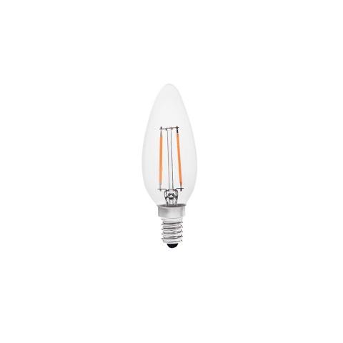Kanlux ZIPI FILLED 2W E14-WW   Svetelný zdroj LED (nahradzuje kód  22462)