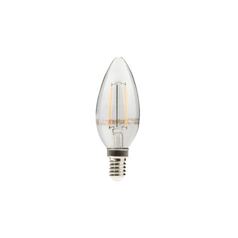 Kanlux ZIPI FILLED 4W E14-WW Svetelný zdroj LED