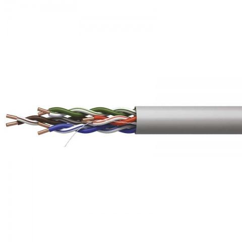 Dátový kábel UTP CAT 5E CCA PVC