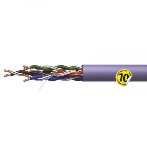 Dátový kábel UTP CAT 5E LSZH