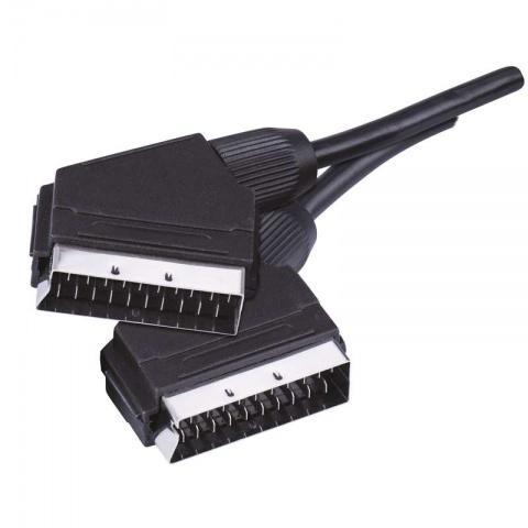 Kábel SCART-SCART 3m 21PIN