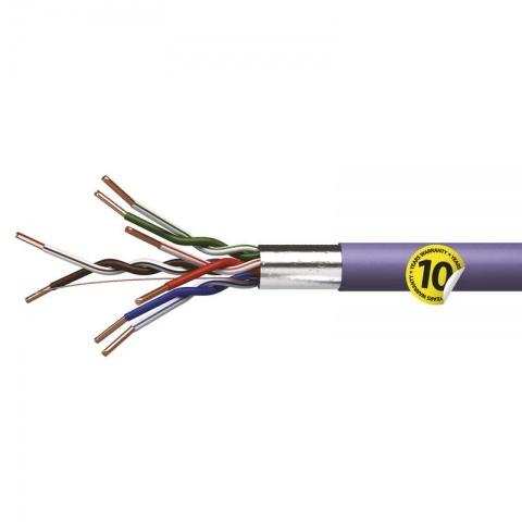 Dátový kábel FTP CAT 5E LSZH