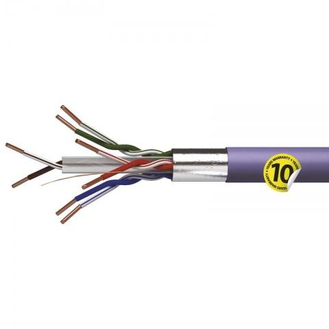 Dátový kábel FTP CAT 6 PVC