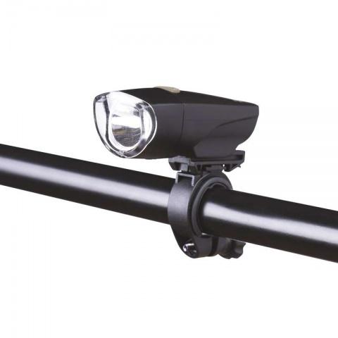 Cyklosvietidlo 1x 1W LED, 3x AAA, predné