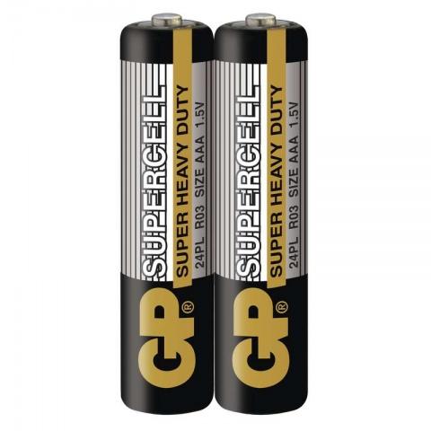 Batéria GP SUPERCELL AAA