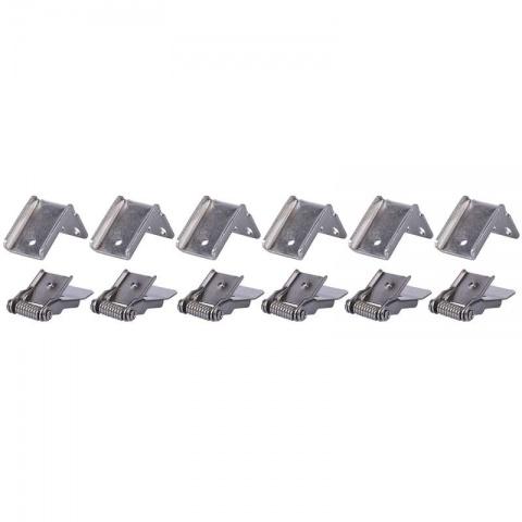 Pružiny pre LED panel 120x30 cm, 6 ks