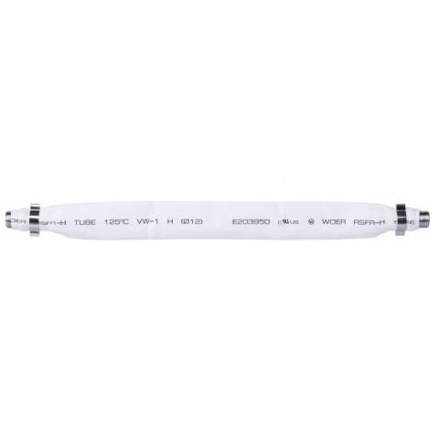 Okenná priechodka pre koaxiálny kábel 22cm