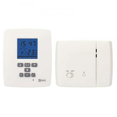 Izbový bezdrôtový termostat T15RF