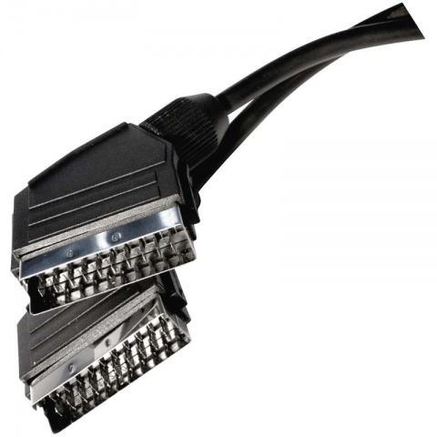 Kábel SCART/M - SCART/M 1m
