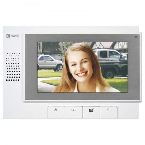 Domáci videotelefón, farebný, HANDS FREE RL-03